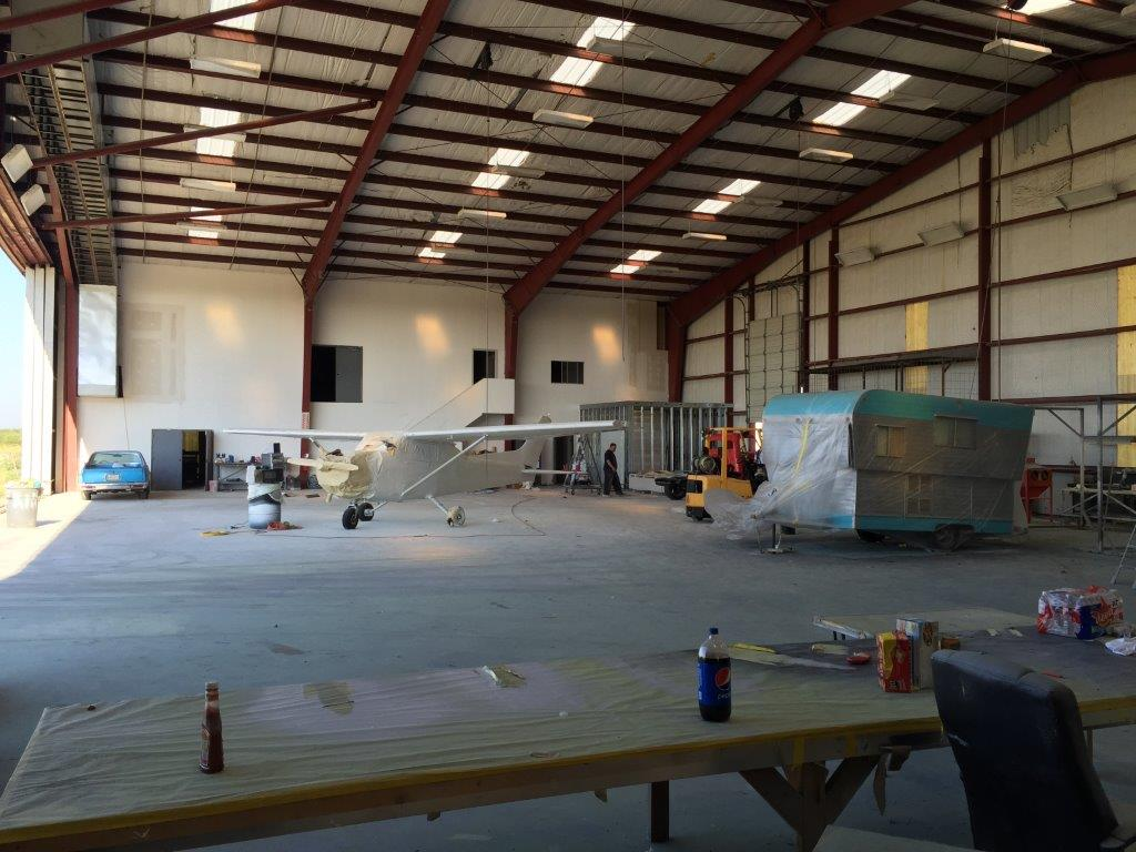 12,000 SF Corporate Hangar for Sale Cleburne Regional Airport (KCPT) 5