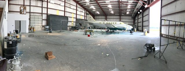 Maintenance Hangar for sale Cleburne Regional Airport (KCPT) 7