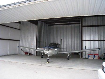 T-Hangars For Lease Lancaster Regional Airport (KLNC) 5