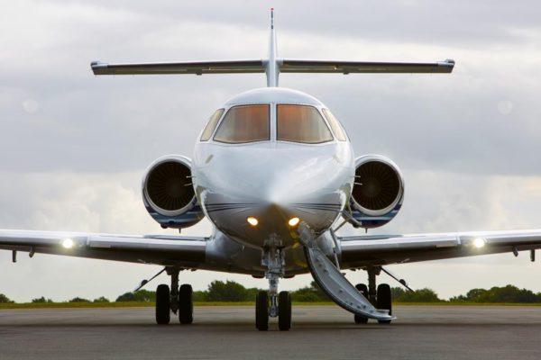 2000 Hawker 800XP Exterior