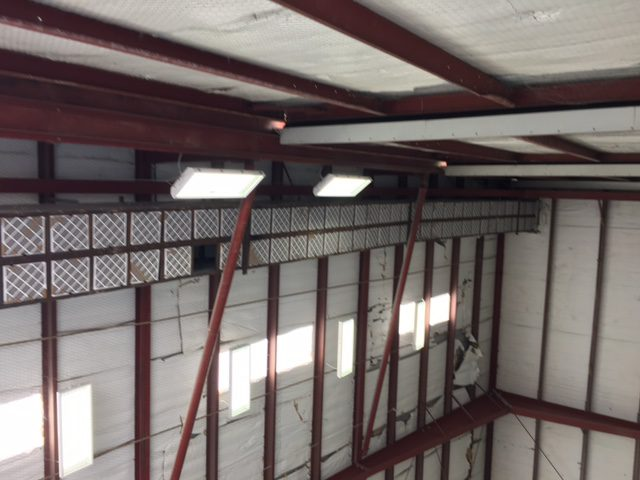 Maintenance Hangar for sale Cleburne Regional Airport (KCPT) 4
