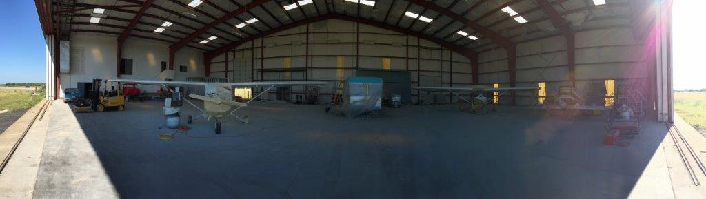 12,000 SF Corporate Hangar for Sale Cleburne Regional Airport (KCPT) 7