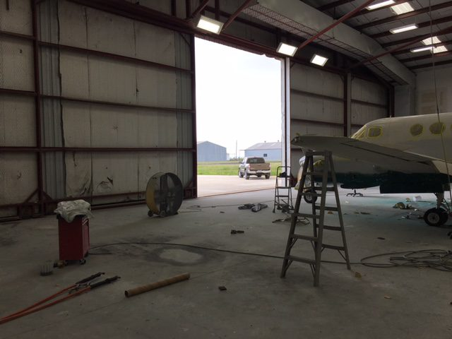 Maintenance Hangar for sale Cleburne Regional Airport (KCPT) 2