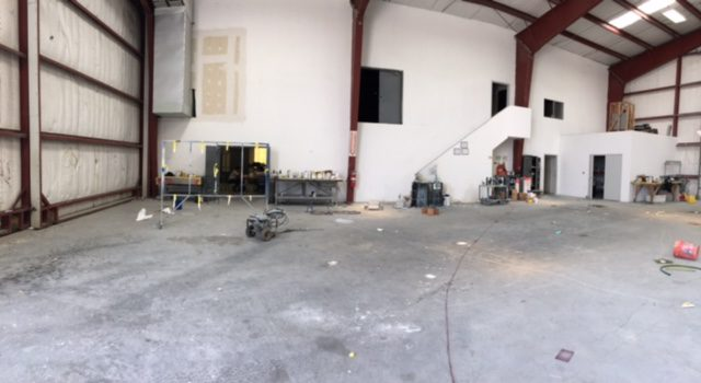 Maintenance Hangar for sale Cleburne Regional Airport (KCPT) 6