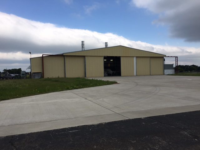 Maintenance Hangar for sale Cleburne Regional Airport (KCPT) 9