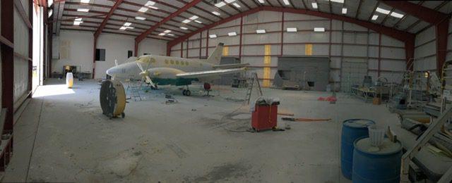 Maintenance Hangar for sale Cleburne Regional Airport (KCPT) 5