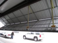 T-Hangars For Lease Lancaster Regional Airport (KLNC) 2