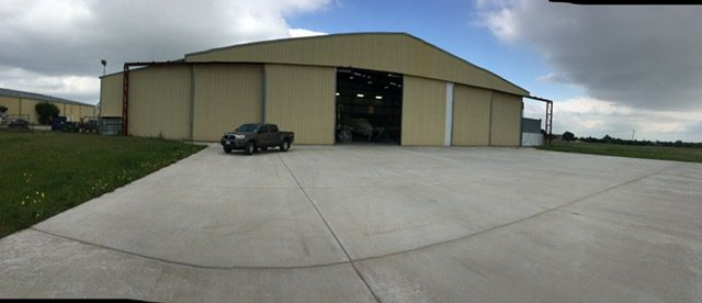 Maintenance Hangar for sale Cleburne Regional Airport (KCPT)