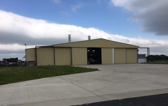 Maintenance Hangar for sale Cleburne Regional Airport (KCPT) 8