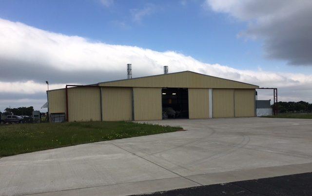 Maintenance Hangar for sale Cleburne Regional Airport (KCPT) 8