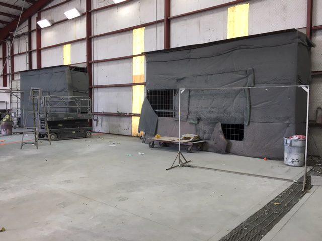 Maintenance Hangar for sale Cleburne Regional Airport (KCPT) 3