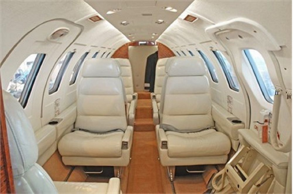 1982 Cessna Citation for Sale Interior