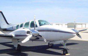 58 Baron Scimiter Propellers for Sale