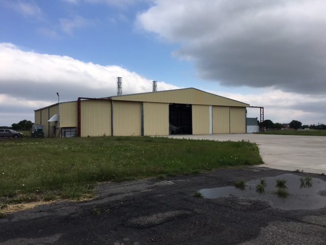 Maintenance Hangar for sale Cleburne Regional Airport (KCPT) 10