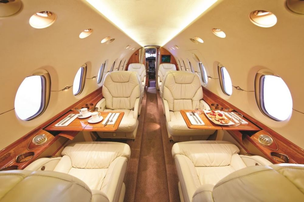Hawker-800-XP-Interior 2