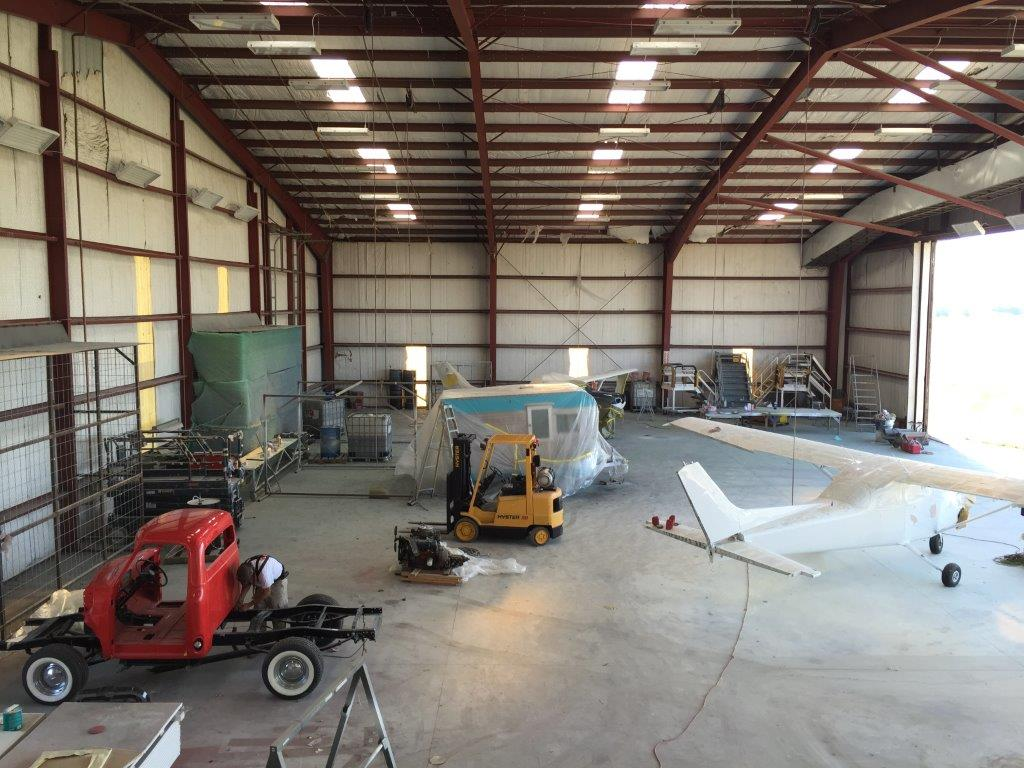 12,000 SF Corporate Hangar for Sale Cleburne Regional Airport (KCPT) 6