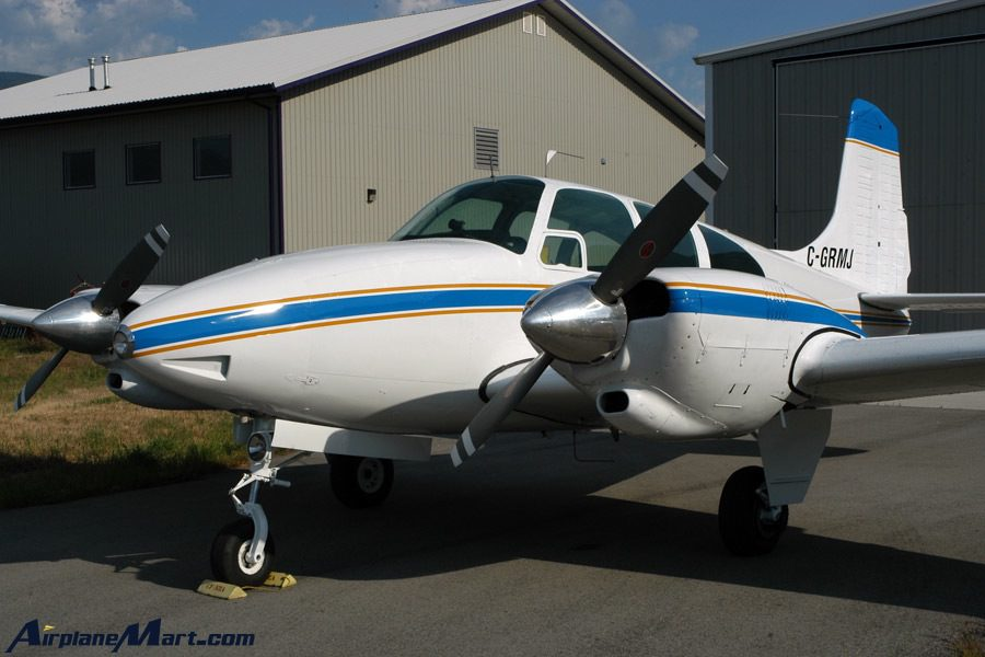 Beechcraft-95-Aircraft Propellers for Sale