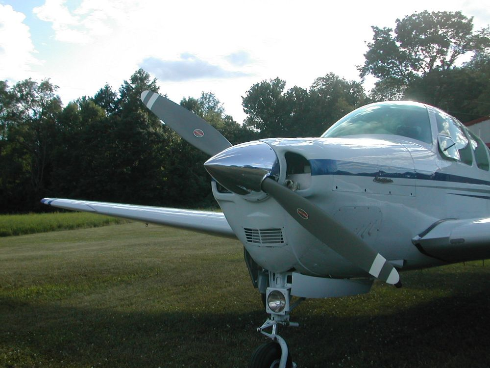 Beechcraft Bonanza and Debonair 2 blade Propellers for Sale