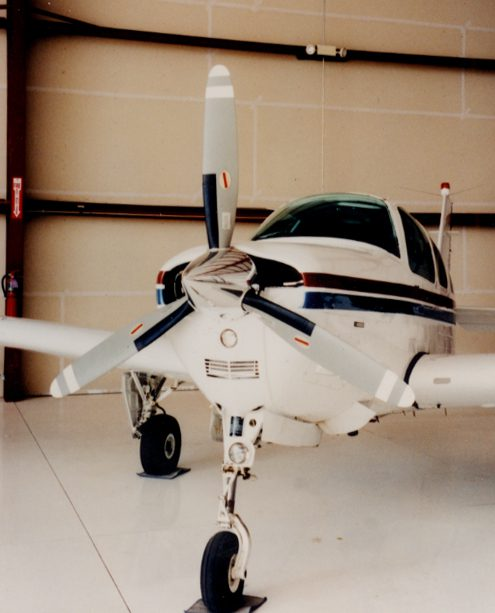 Beechcraft Bonanza and Debonair IO-550 Propellers for Sale