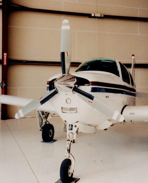 Beechcraft Bonanza and Debonair IO-550 Propellers for Sale