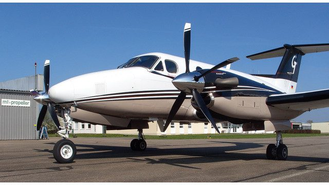 King Air 200 5blade Propellers for Sale