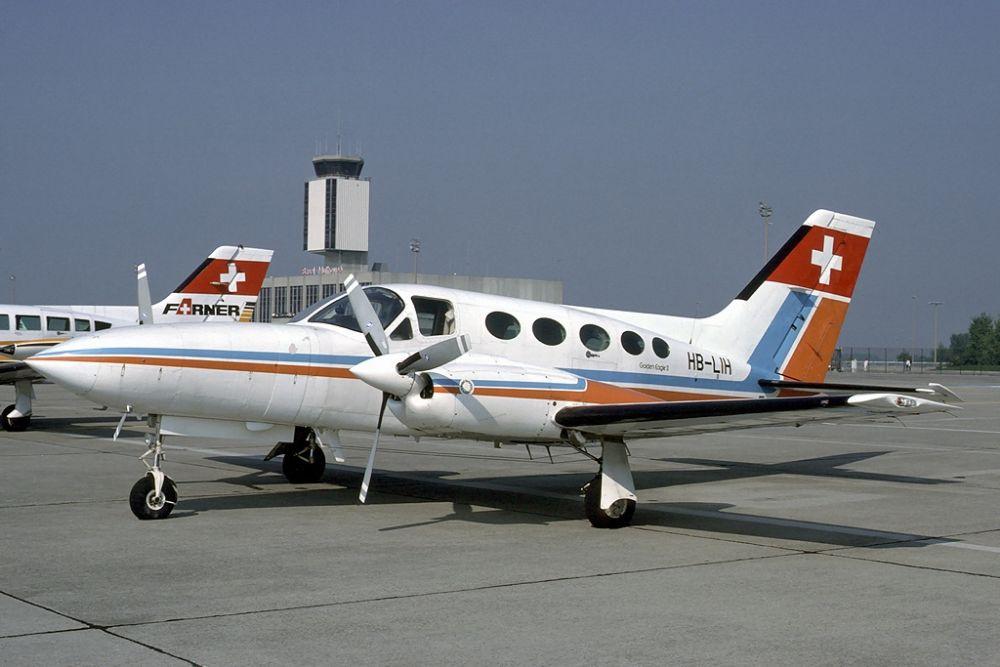 Golden Eagle 421C Propellers for sale 55