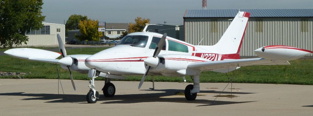 Cessna 310R Propellers for sale
