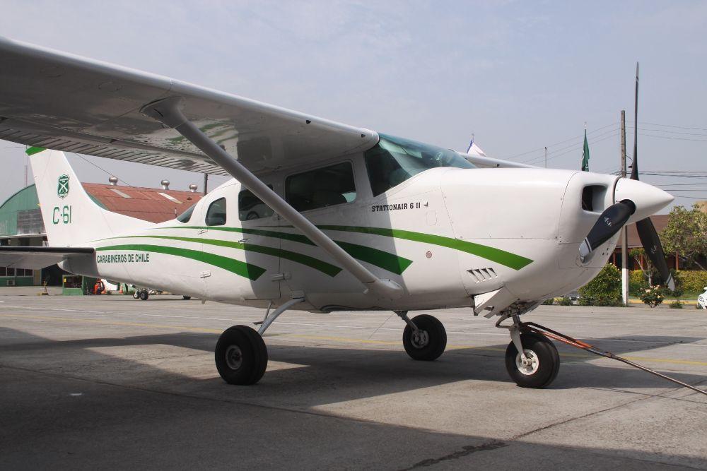 Stationair 6 U206G Propellers for sale
