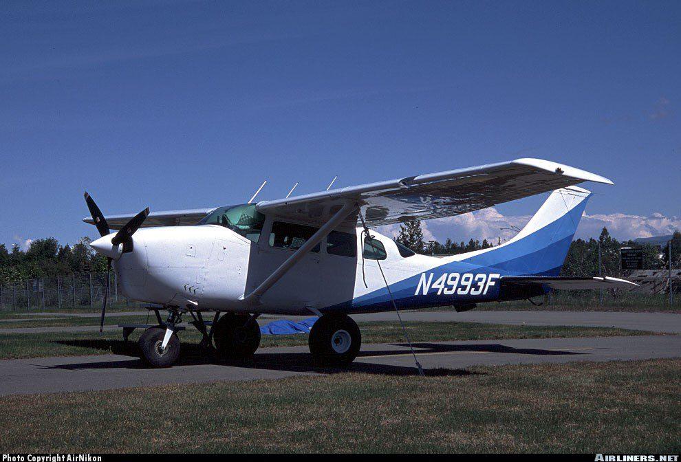 U206B – F (short hub only) (Landplane/Ski-plane) Propellers for sale