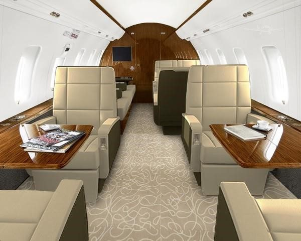Bomabardier Challenger 605 for Sale 3