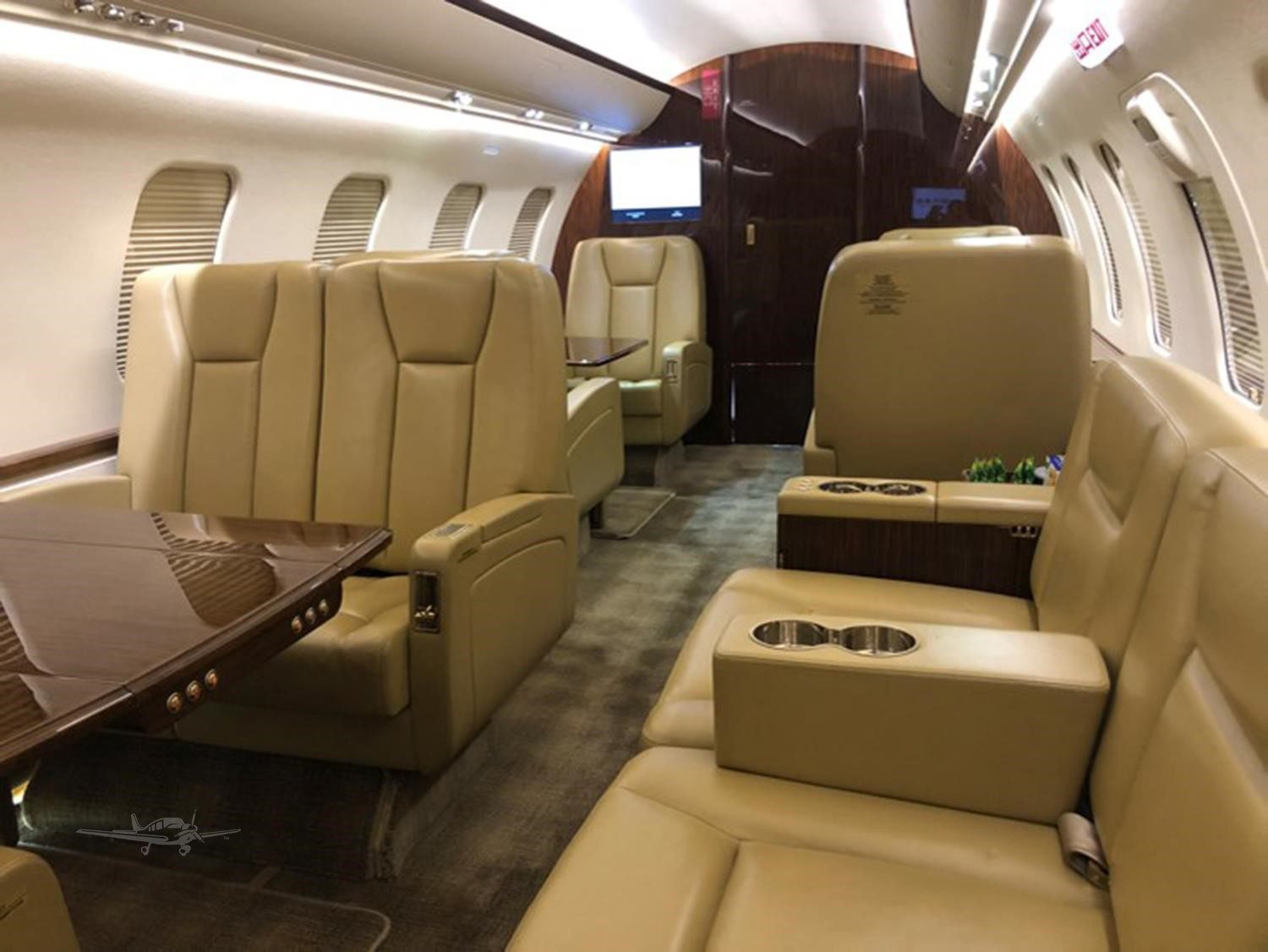 Bomabardier Challenger 605 for Sale 9