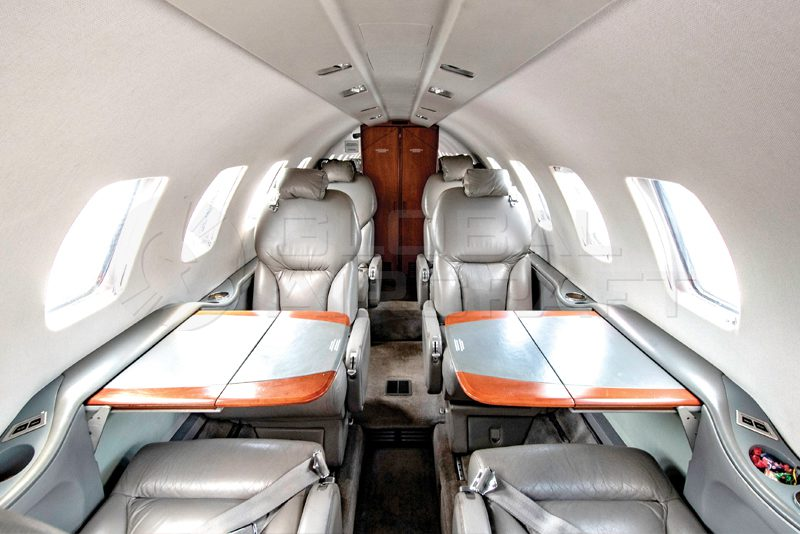 2005-Citation-Bravo-Cabin-Global-Aircraft