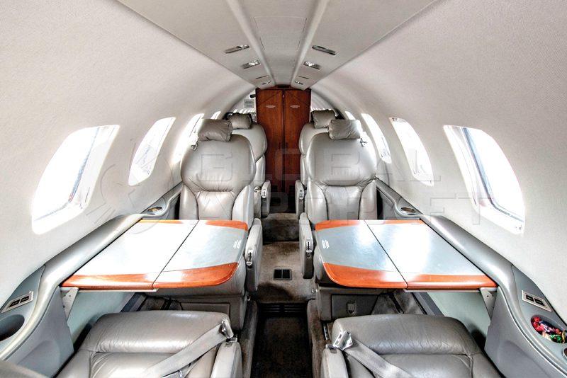 2005-Citation-Bravo-Cabin-Global-Aircraft