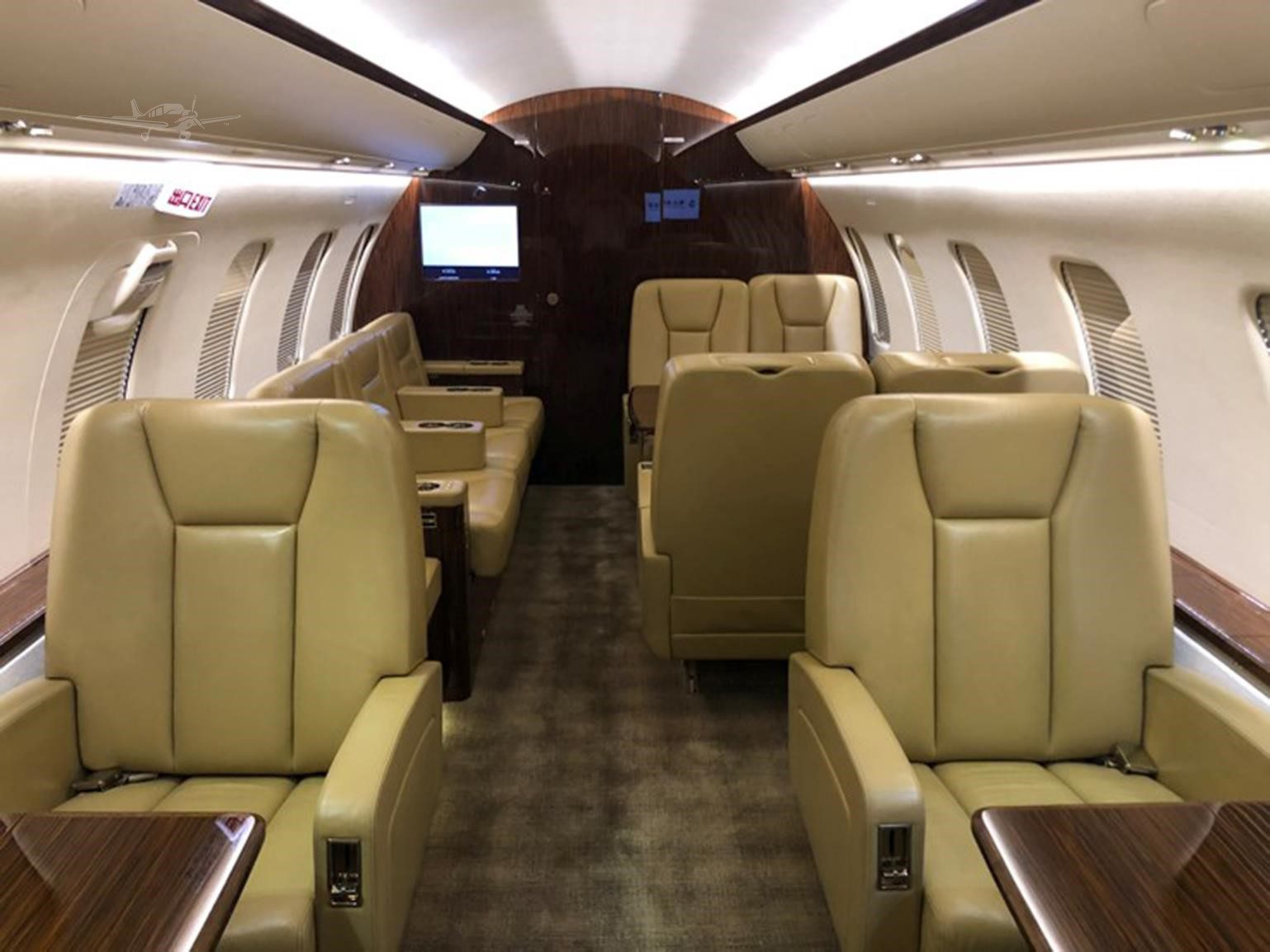 Bomabardier Challenger 605 for Sale 4