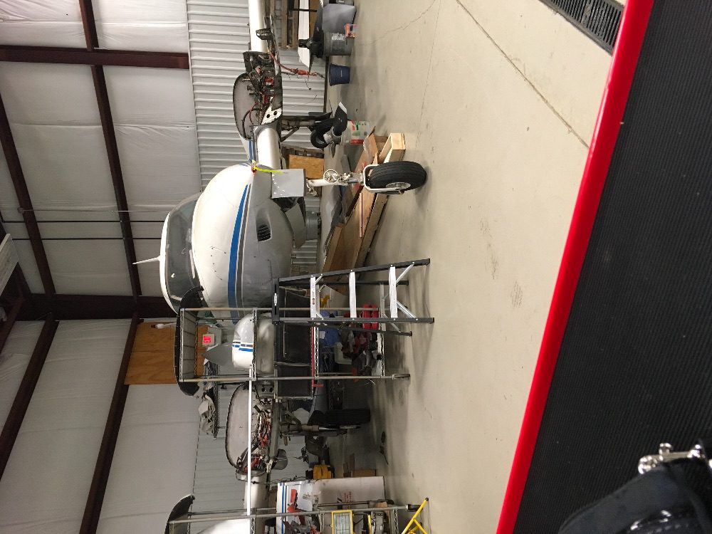 Cessna 310L Parting Out