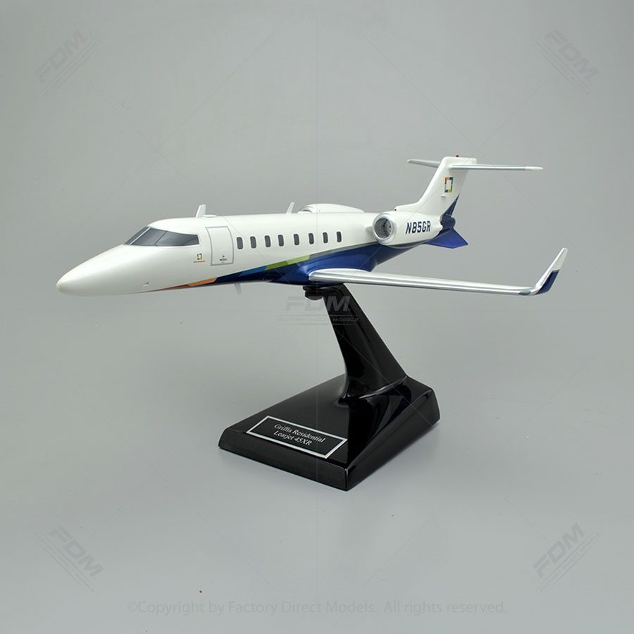 Model Learjet aircraft for sale